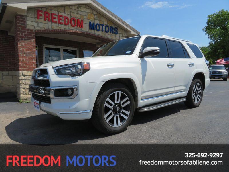 2018 Toyota 4Runner Limited | Abilene, Texas | Freedom Motors  in Abilene Texas