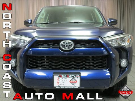 2018 Toyota 4Runner 4WD in Akron, OH