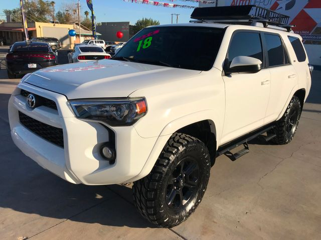 2018 Toyota 4Runner TRD Off Road in Calexico, CA 92231