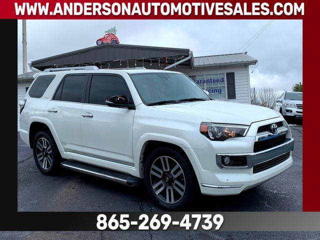 2018 Toyota 4Runner SR5 in Clinton, TN 37716