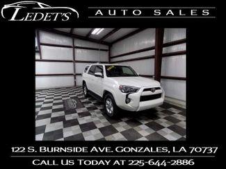 2018 Toyota 4Runner SR5 - Ledet's Auto Sales Gonzales_state_zip in Gonzales