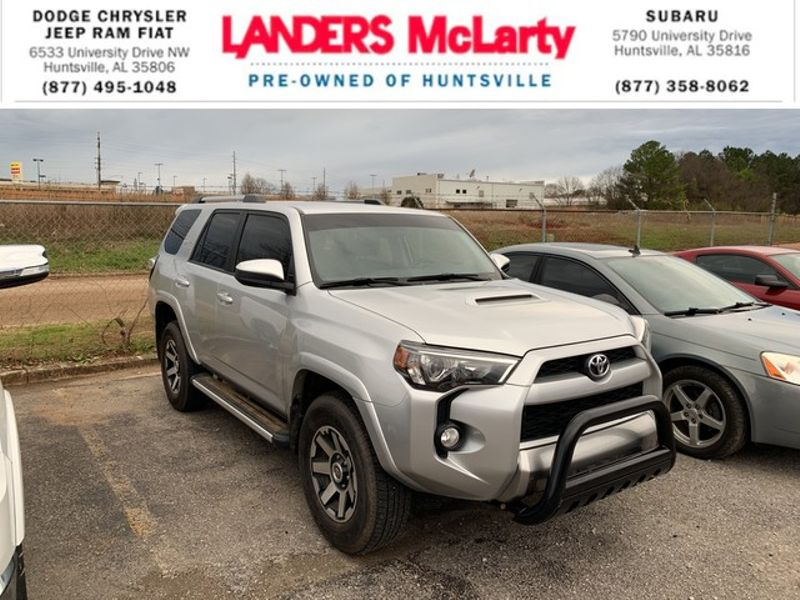 2018 Toyota 4Runner TRD Off Road   Huntsville, Alabama   Landers Mclarty DCJ & Subaru in Huntsville Alabama