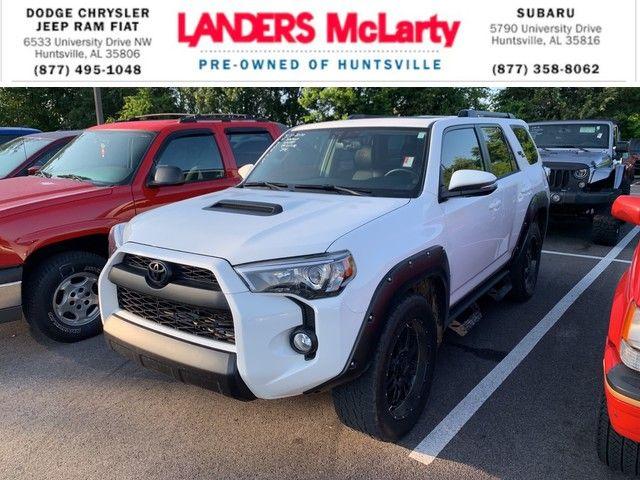 2018 Toyota 4Runner TRD Off Road Premium   Huntsville, Alabama   Landers Mclarty DCJ & Subaru in  Alabama