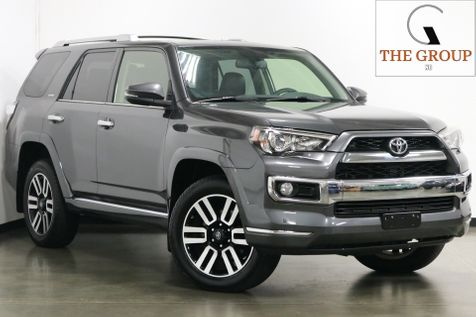 2018 Toyota 4Runner Limited 4x4 3rd Row   in Mooresville