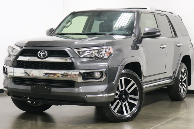 2018 Toyota 4Runner Limited 4x4 3rd Row    city NC  The Group NC  in Mooresville, NC
