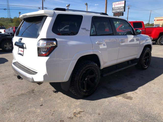 2018 Toyota 4Runner 4X4 TRD Offroad in Marble Falls, TX 78654