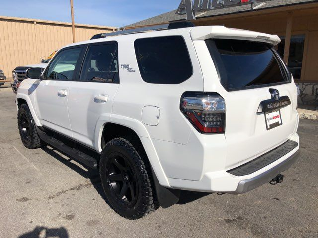 2018 Toyota 4Runner 4X4 TRD Offroad in Marble Falls TX, 78654