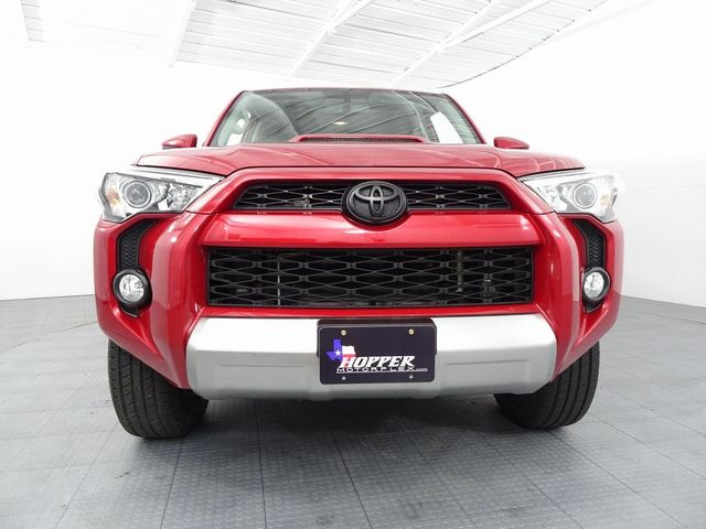 2018 Toyota 4Runner TRD Off-Road in McKinney, Texas 75070
