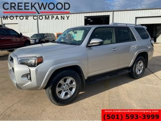 2018 Toyota 4Runner SR5 4.0L Silver 2WD Camera Financing Warranty NICE in Searcy, AR 72143