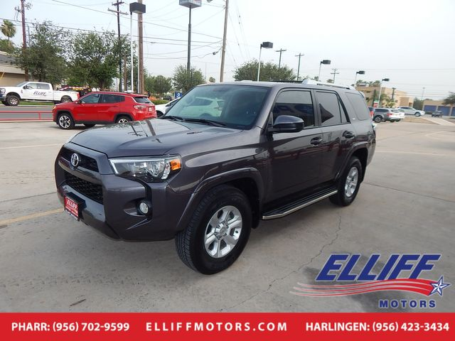 2018 Toyota 4Runner SR5 in Harlingen, TX 78550