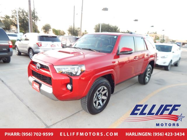2018 Toyota 4Runner TRD Off Road in Harlingen, TX 78550
