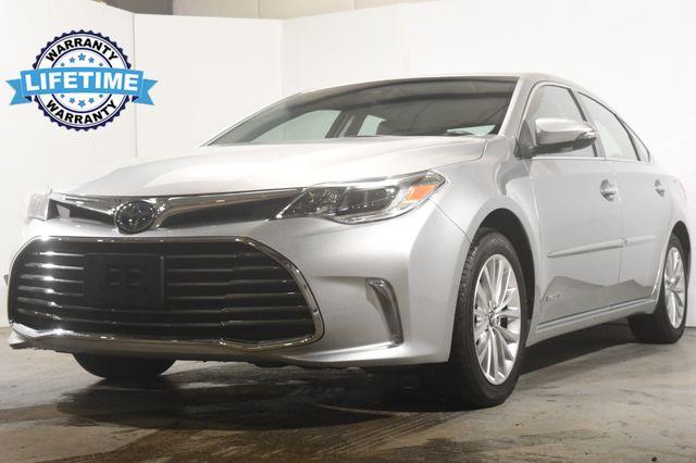 2018 Toyota Avalon Hybrid Limited w/ Safety Tech