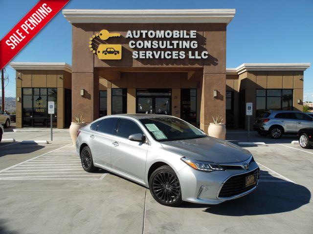 2018 Toyota Avalon Touring in Bullhead City Arizona, 86442-6452