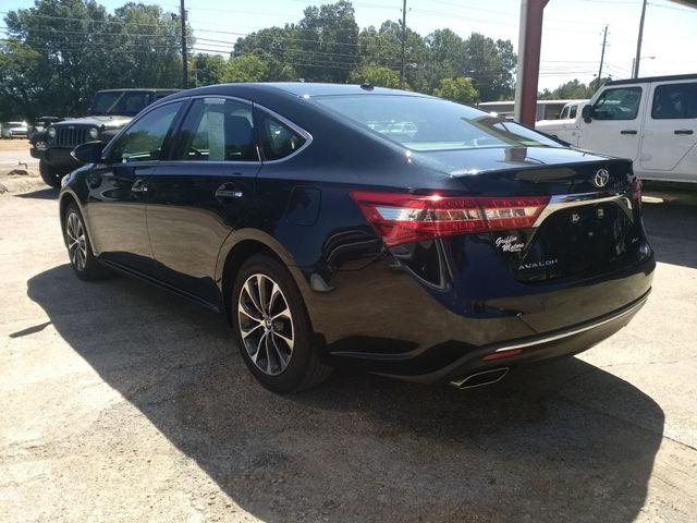 2018 Toyota Avalon XLE Houston, Mississippi 4
