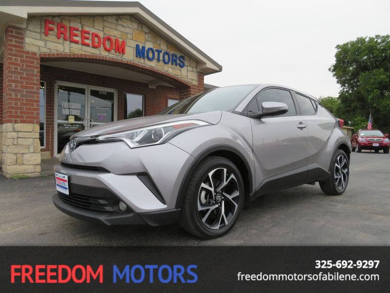 2018 Toyota C-HR XLE Premium | Abilene, Texas | Freedom Motors  in Abilene Texas