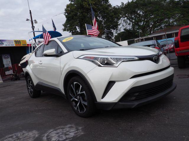 2018 Toyota C-HR XLE Sport Utility 4D in Hialeah, FL 33010