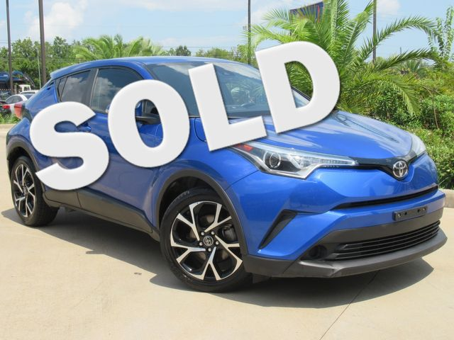 2018 Toyota C-HR XLE | Houston, TX | American Auto Centers in Houston TX