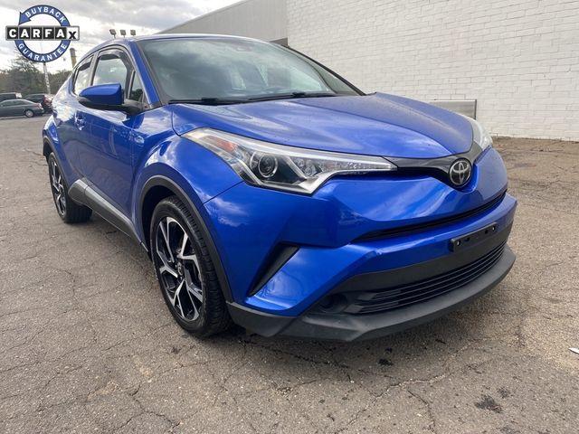 2018 Toyota C-HR XLE Madison, NC 7