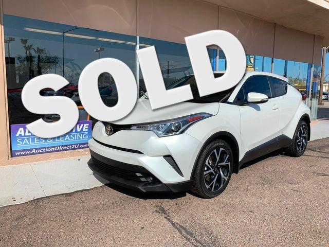 2018 Toyota C-HR XLE 5 YEAR/60,000 MILE NATIONAL POWERTRAIN WARRANTY Mesa, Arizona