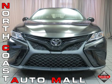 2018 Toyota Camry SE Automatic in Akron, OH