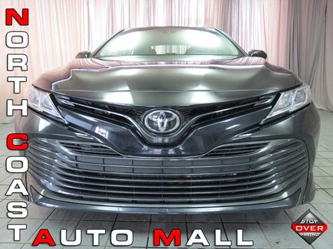 2018 Toyota Camry LE Automatic in Akron, OH