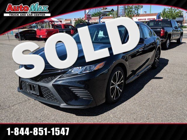 2018 Toyota Camry SE in Albuquerque, New Mexico 87109