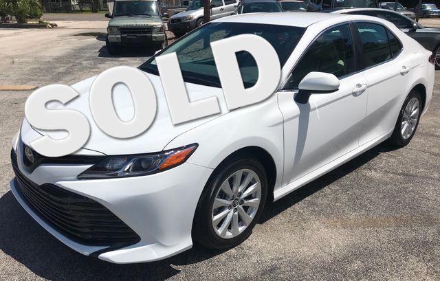 2018 Toyota Camry LE Amelia Island, FL