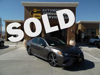 2018 Toyota Camry SE in Bullhead City Arizona, 86442-6452