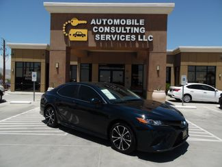 2018 Toyota Camry SE in Bullhead City Arizona, 86442-6452