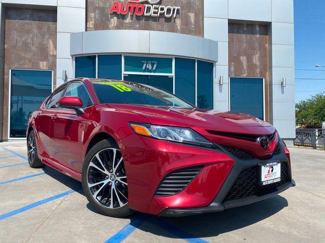 2018 Toyota Camry SE in Calexico, CA 92231
