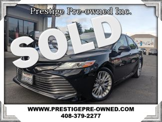 2018 Toyota CAMRY XLE  in Campbell CA