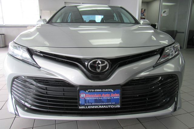 2018 Toyota Camry LE W/ BACK UP CAM Chicago, Illinois 2