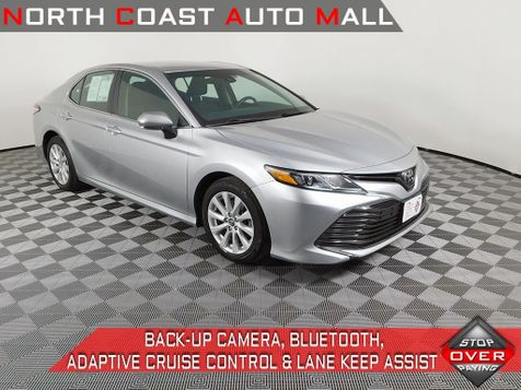 2018 Toyota Camry LE in Cleveland, Ohio