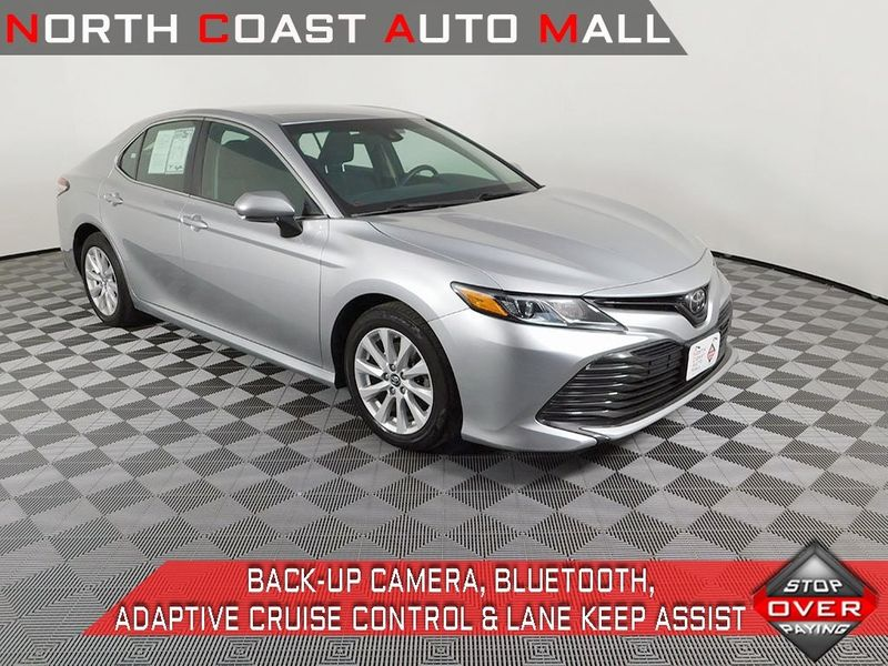 2018 Toyota Camry LE  city Ohio  North Coast Auto Mall of Cleveland  in Cleveland, Ohio