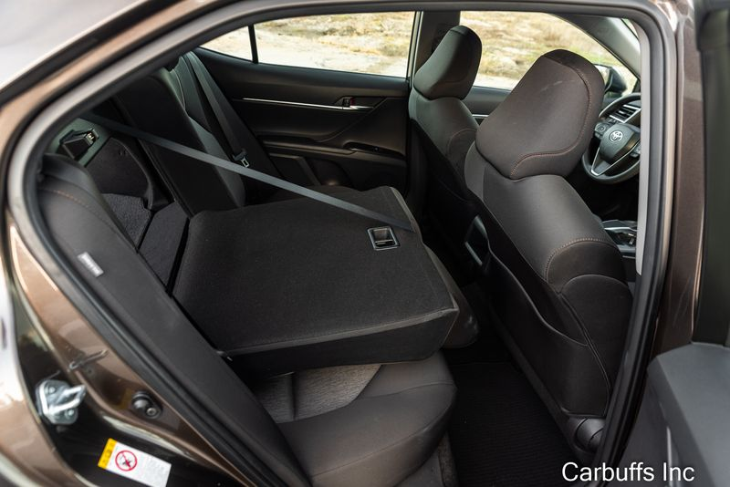 2018 Toyota Camry LE   Concord, CA   Carbuffs in Concord, CA