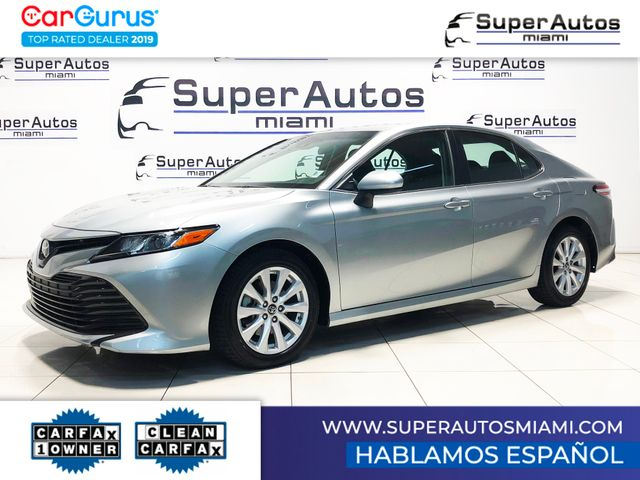 2018 Toyota Camry LE in Doral, FL 33166