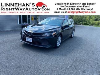 2018 Toyota Camry LE in Bangor, ME 04401