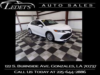 2018 Toyota Camry LE - Ledet's Auto Sales Gonzales_state_zip in Gonzales