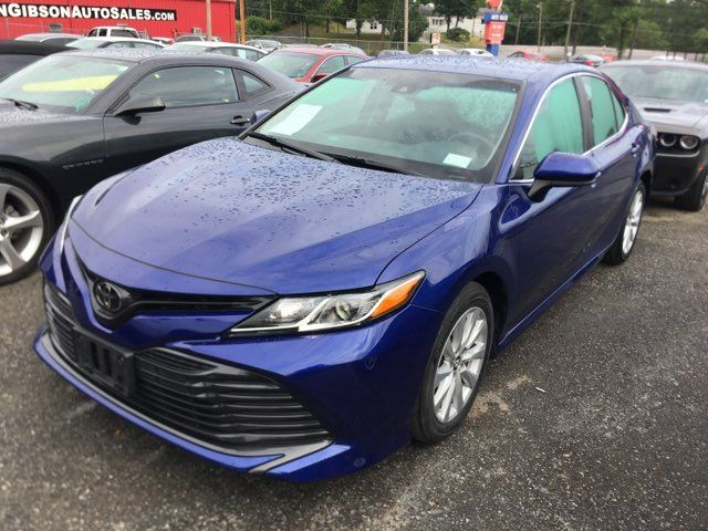 2018 Toyota Camry LE - John Gibson Auto Sales Hot Springs in Hot Springs Arkansas