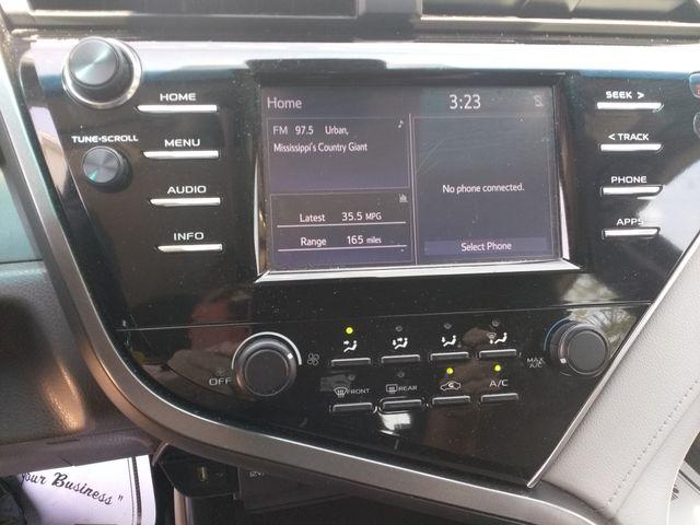 2018 Toyota Camry LE Houston, Mississippi 12