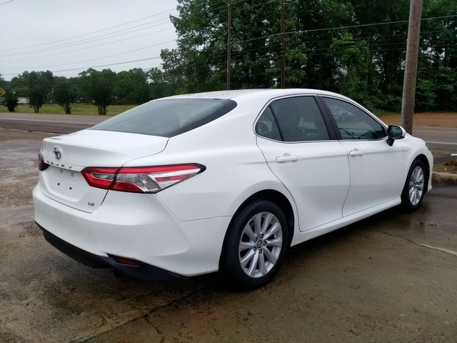 2018 Toyota Camry LE Houston, Mississippi 4