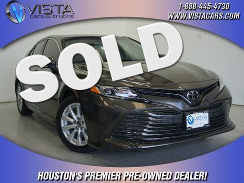 2018 Toyota Camry LE in Houston, Texas