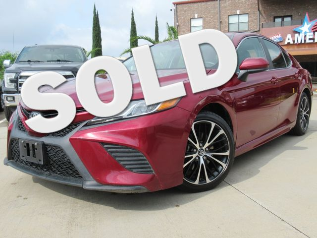 2018 Toyota Camry SE | Houston, TX | American Auto Centers in Houston TX