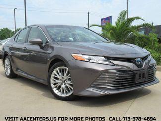 2018 Toyota Camry Hybrid XLE | Houston, TX | American Auto Centers in Houston TX
