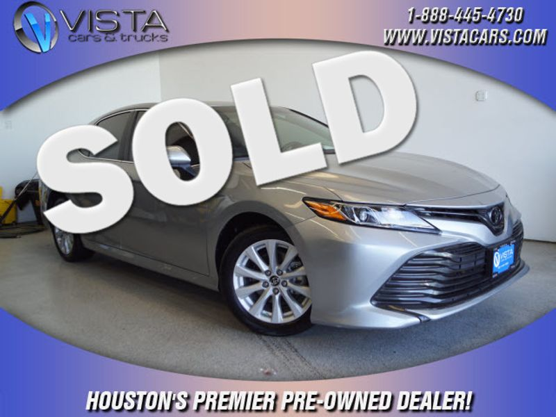 2018 Toyota Camry LE  city Texas  Vista Cars and Trucks  in Houston, Texas
