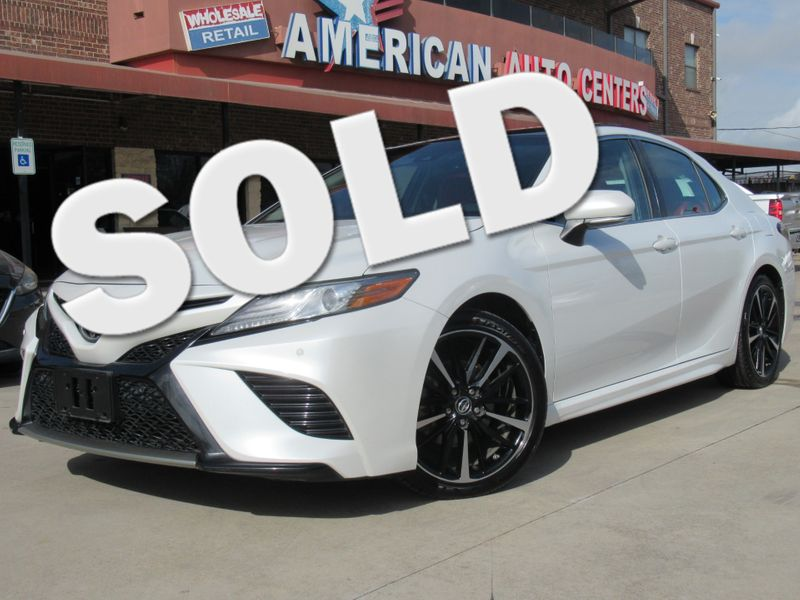 2018 Toyota Camry XSE | Houston, TX | American Auto Centers in Houston TX