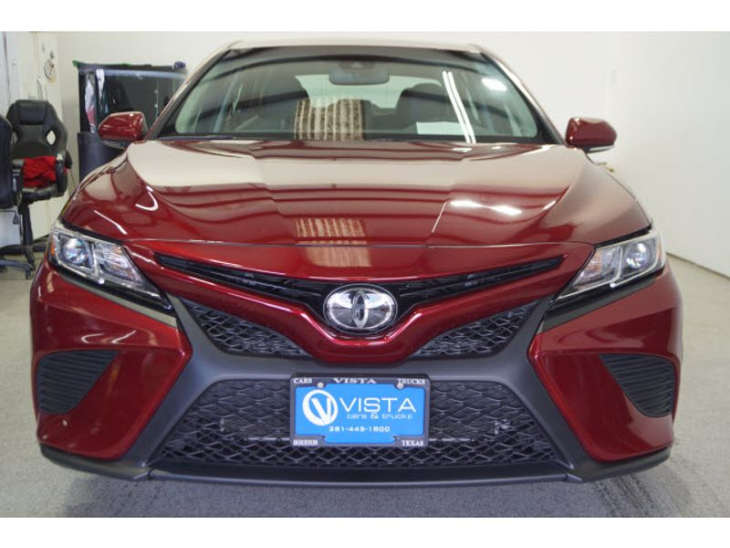 2018 Toyota Camry SE  city Texas  Vista Cars and Trucks  in Houston, Texas