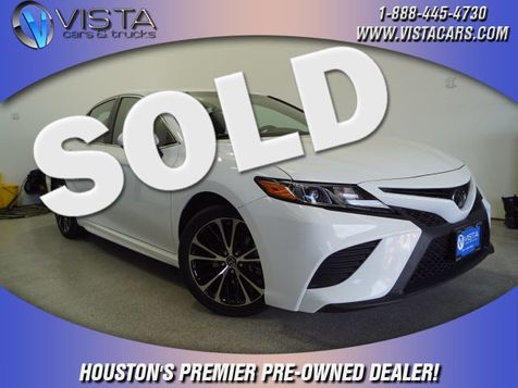2018 Toyota Camry SE in Houston, Texas