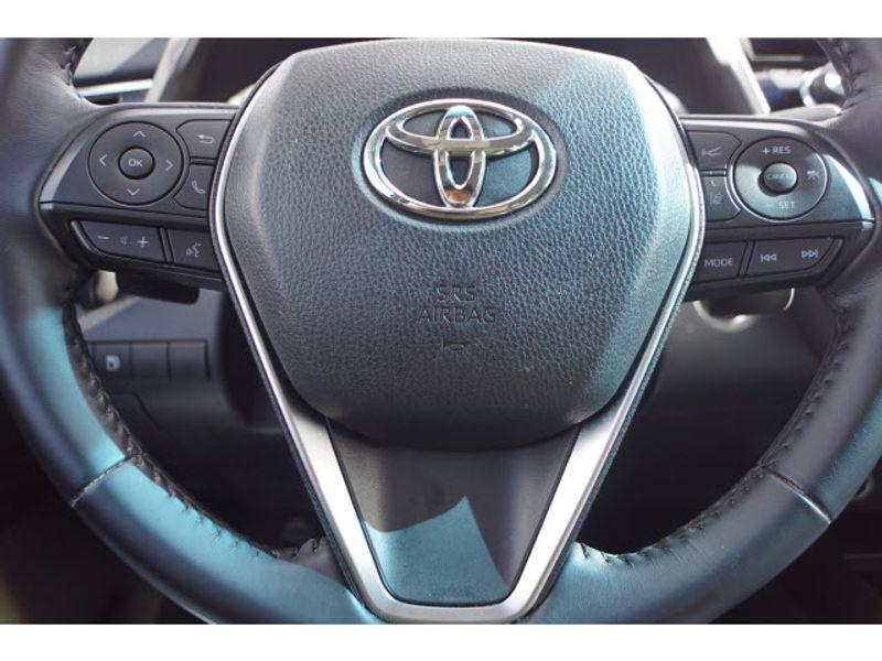 2018 Toyota Camry SE  city Texas  Vista Cars and Trucks  in Houston, Texas