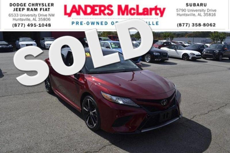 2018 Toyota Camry XSE   Huntsville, Alabama   Landers Mclarty DCJ & Subaru in Huntsville Alabama